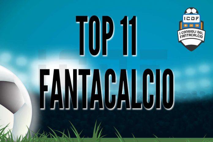 Top 11 fantacalcio